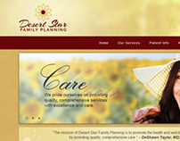 Desert Star Family Planning