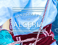 Handcrafted in Algeria