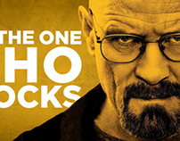 I Am The One Who Knocks - Kinetic Typography