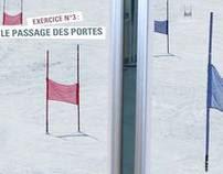 Andorre change la gare de Madrid en station de ski