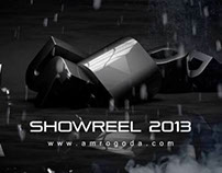 My Showreel 2013