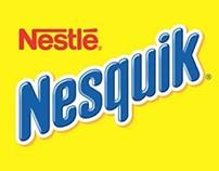 NESQUIK, branding and packaging