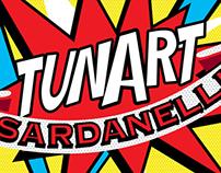 TUNART - Calendario Tonno Sardanelli 2014 - 50X35cm.