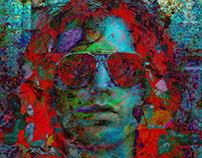 Jim Morrison  (December 8, 1943 – July 3, 1971)