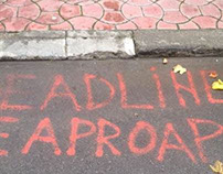Unconventional Graffiti
