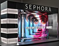 Sephora - Standalone Store Window