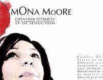 Mona Moore : Outils de communication et de séduction
