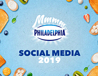 Social Media Philadelphia Mexico 2019