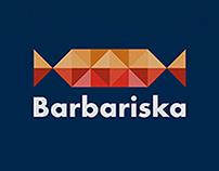 Barbariska - Corporate Identity
