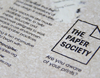 The Paper Society