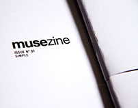 musezine Issue 01 — Simple