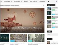 Report - News & Magazine Theme for WordPress