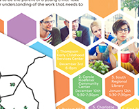 Community Cafe Collateral