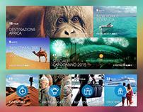 uniQ Website Concept