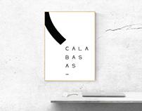 Design: Calabasas Font
