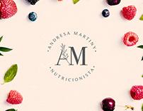 Andresa Martiny - Nutricionista
