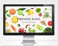 Pressed Juice | Homepage