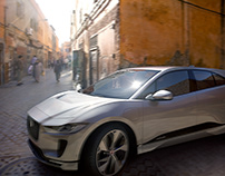 Jaguar I-Pace, Marrakesh