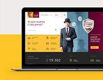 Alior Bank - webdesign concept