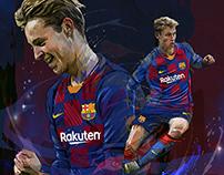 Frenkie De Jong - FC Barcelona