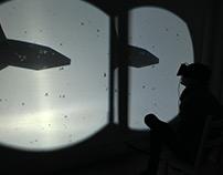 mellanrum – Ein Diorama für die Oculus Rift