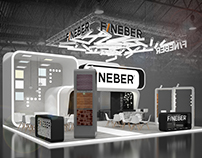 """Stand for Fineber on MosBuild""""18 (Gxgroup)"""