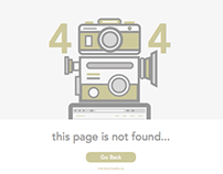 404 Page for Mention