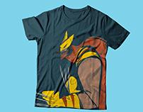Colección diseño de camisetas - varios diseños