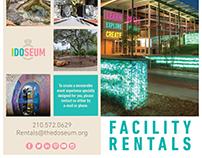 DoSeum Rental Brochure