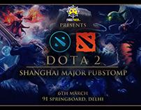 Frostweb Gaming - Event Design