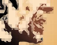 SPOCK - Pixel Art/Vector