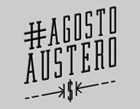 #AgostoAustero