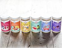 Smily Rainbow Organics