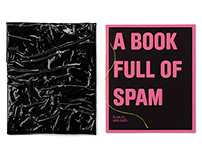 A book full of spam (or how to catch glory)