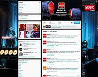 Canal+ Habillage Twitter