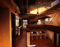 Architectural visualization - Interior