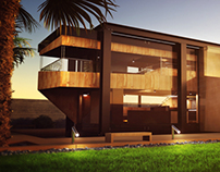 Architectural visualization - Exterior