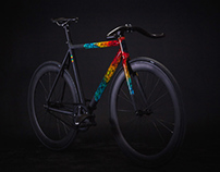 8bar x ucon - The 'federleicht' bike collaboration