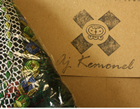 Aj Kemonel - Guatemalan fabric