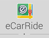 eCarRide Logo Concept