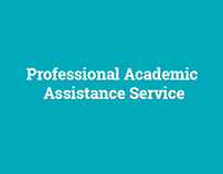 Professional Academic Assistance Writng Service