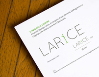 Larice - Sustainable design