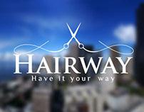 Logo Design for HairWay