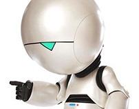 Marvin - Computação Gráfica 3D