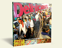 'Delhicious' Book Promotion