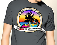 JIMMY BUFFETT CONCERT T-SHIRT