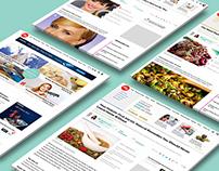 iVillage Site Re-design