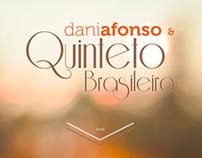Dani Afonso & Quinteto Brasileiro