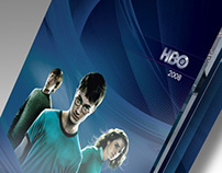 HBO / Cinemax - Editorial Design