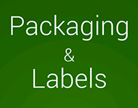 Packaging & Labels (2)